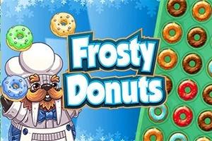 Frosty Donuts