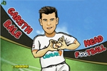 športne igre Gareth Bale: Head Football