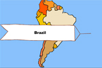 Geography Game South America