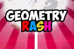 mobilne igre Geometry Rash