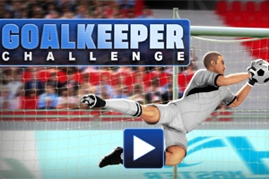 Goalkeeper Challenge Mobile