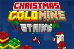 mobilne igre Gold Mine Strike Christmas