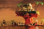 avanture Gorillaz: Escape to Plastic Beach