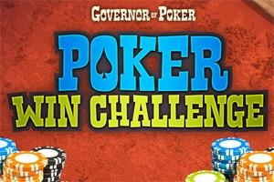 Governor of Poker: Poker Win Challenge