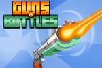 mobilne igre Guns & Bottles