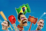 športne igre Headsmashing FIFA World Cup 2014