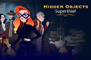 Hidden Objects: Super Thief