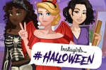 mobilne igre Instagirls Halloween Dress Up
