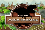 avtomobilske igre Jurassic Mega Parking