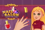 mobilne igre Nail Salon: Marie's Girl Games