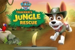 PAW Patrol: Tracker's Jungle Rescue