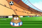 arkadne igre Pou Juggling Football
