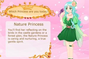 Princess Quiz
