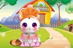 mobilne igre Rawr Kitten Dress Up