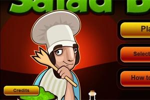 Salad Bar Mobile