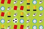 puzzle igre Soccer Match