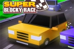 Super Blocky Race