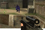 strelske igre Terrorist Hunt: Counter Strike
