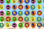 puzzle igre The Simpsons Bejeweled