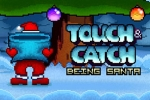 mobilne igre Touch & Catch: Being Santa