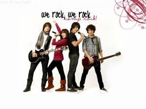 Camp Rock fan