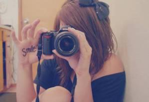 cute miss <3