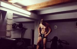 fitness bok