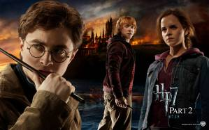 harry potter:)