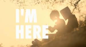 I'm here...