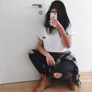 Kian's girl.