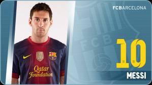 Messi kul