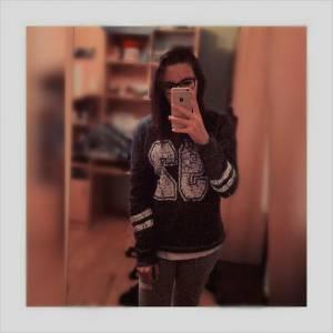 sweet girl :D